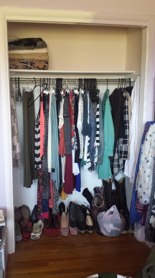Easy Closet Updates