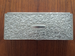 Silver Plated Box Polish