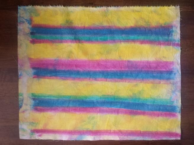 Inktense Pillow Pattern 2