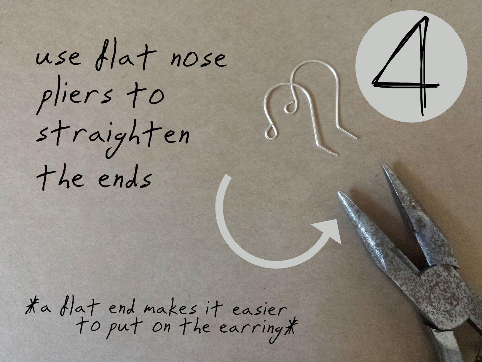 How to Create Earring Hooks