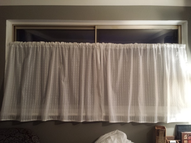IKEA Matilda Cafe Curtains