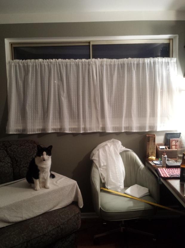 IKEA Matilda Cafe Curtains