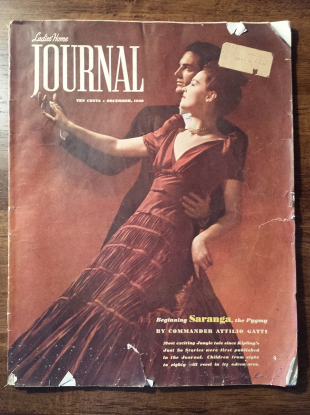 Ladies Home Journal 1938